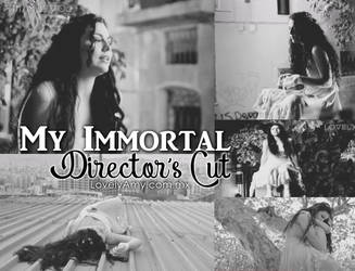 Evanescence My Immortal (Director's Cut) VIDEO by princesiitha