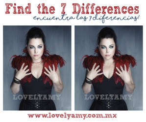 Find the 7 differences
