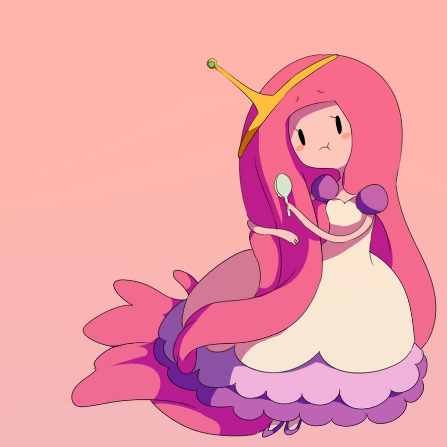 Bubblegum by vanilla-beanie