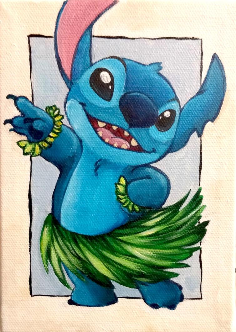 Stitch2 by GenkiGoth