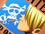 Wanted Poster: Sanji (One Piece Halftime)