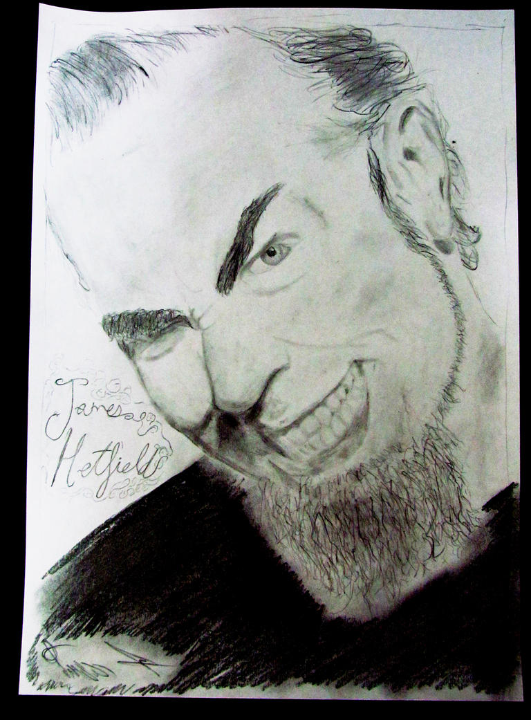 James Hetfield by PoinTool