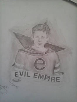 Evil Empire drawing