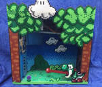 Super Mario sprite Hama PC Modding 2