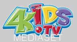 4Kids-Logomediaset (parody) by Timebokan1