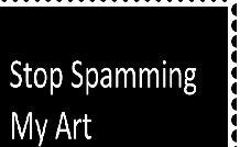 Stop Spamming Stamp by SonicX16
