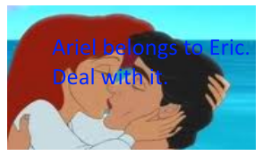 Ariel Belongs To Eric Stamp by L-fangirl-101
