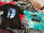 MJ and Powerline Shirts