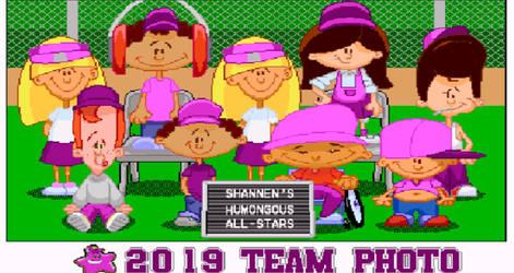 My Baseball Team