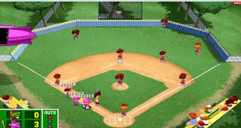 Tony's Home Run