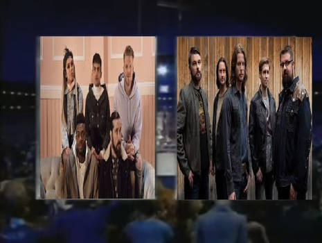Pentatonix vs Home Free