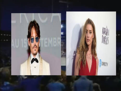 Johnny Depp vs Amber Heard