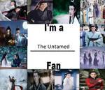 I'm A The Untamed Fan