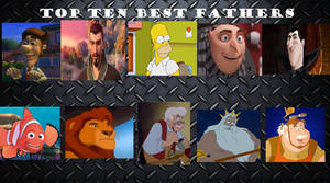 My Top 10 Best Fathers
