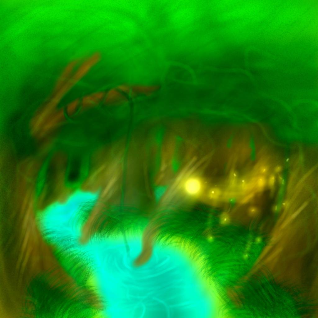 Rainforest by Ten-Tsuki