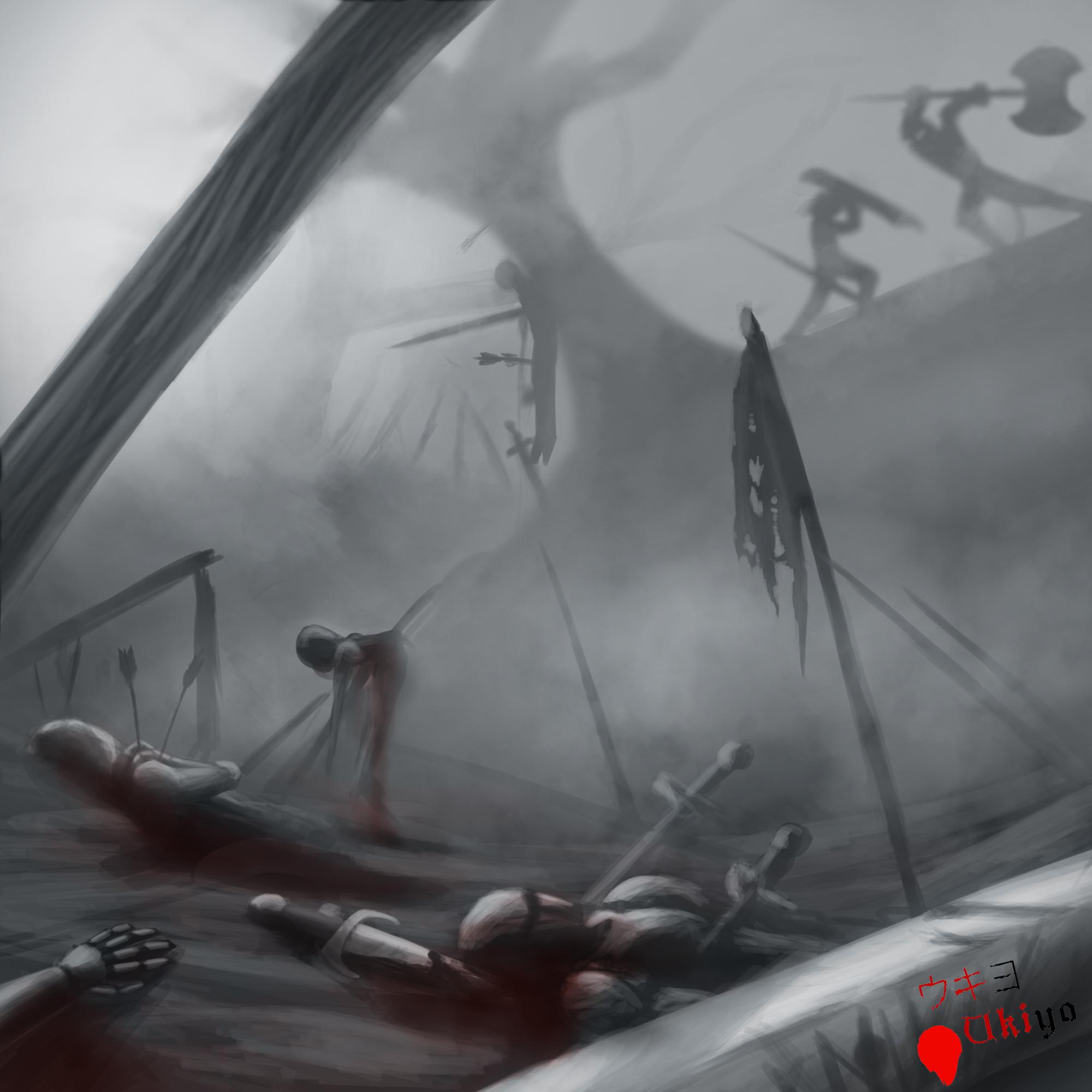 Scenarium - Battleground by Ten-Tsuki