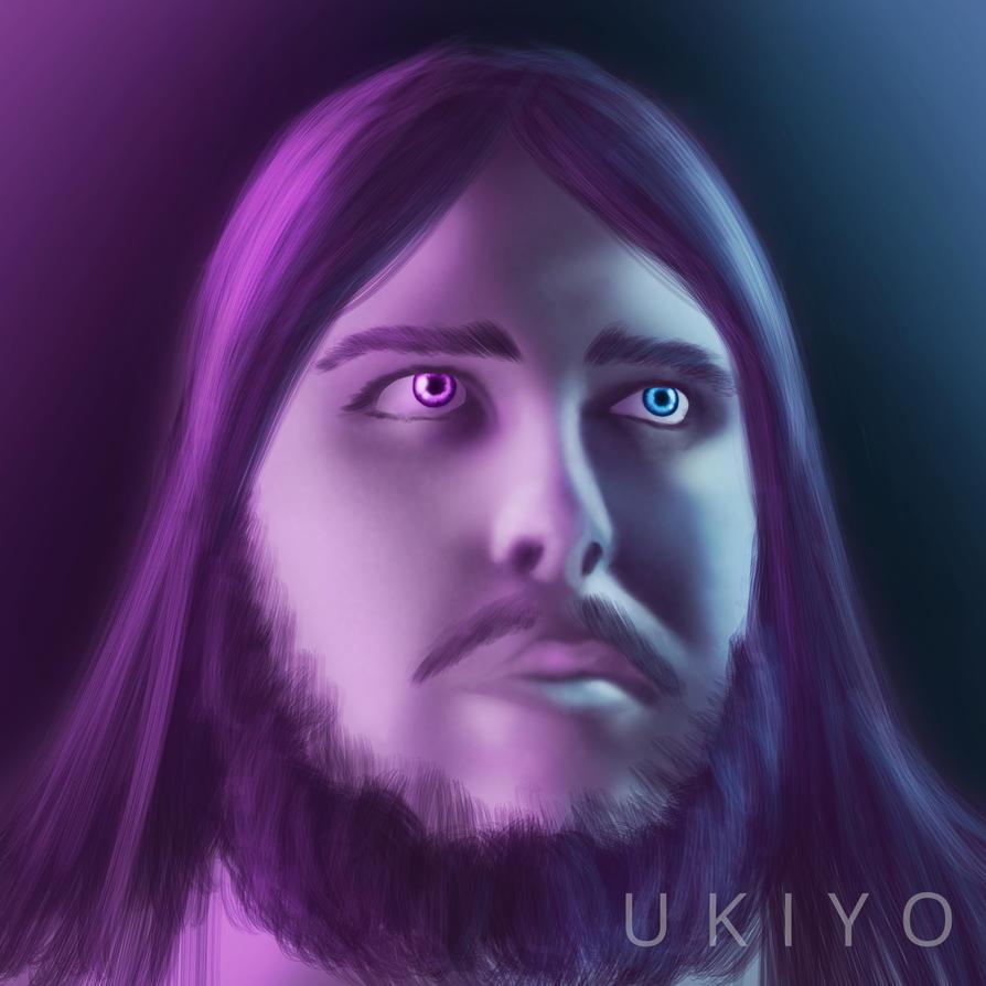 Autoportrait by Ten-Tsuki