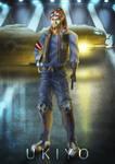 Star Wars RPG - Charadesign - Antarian Ranger