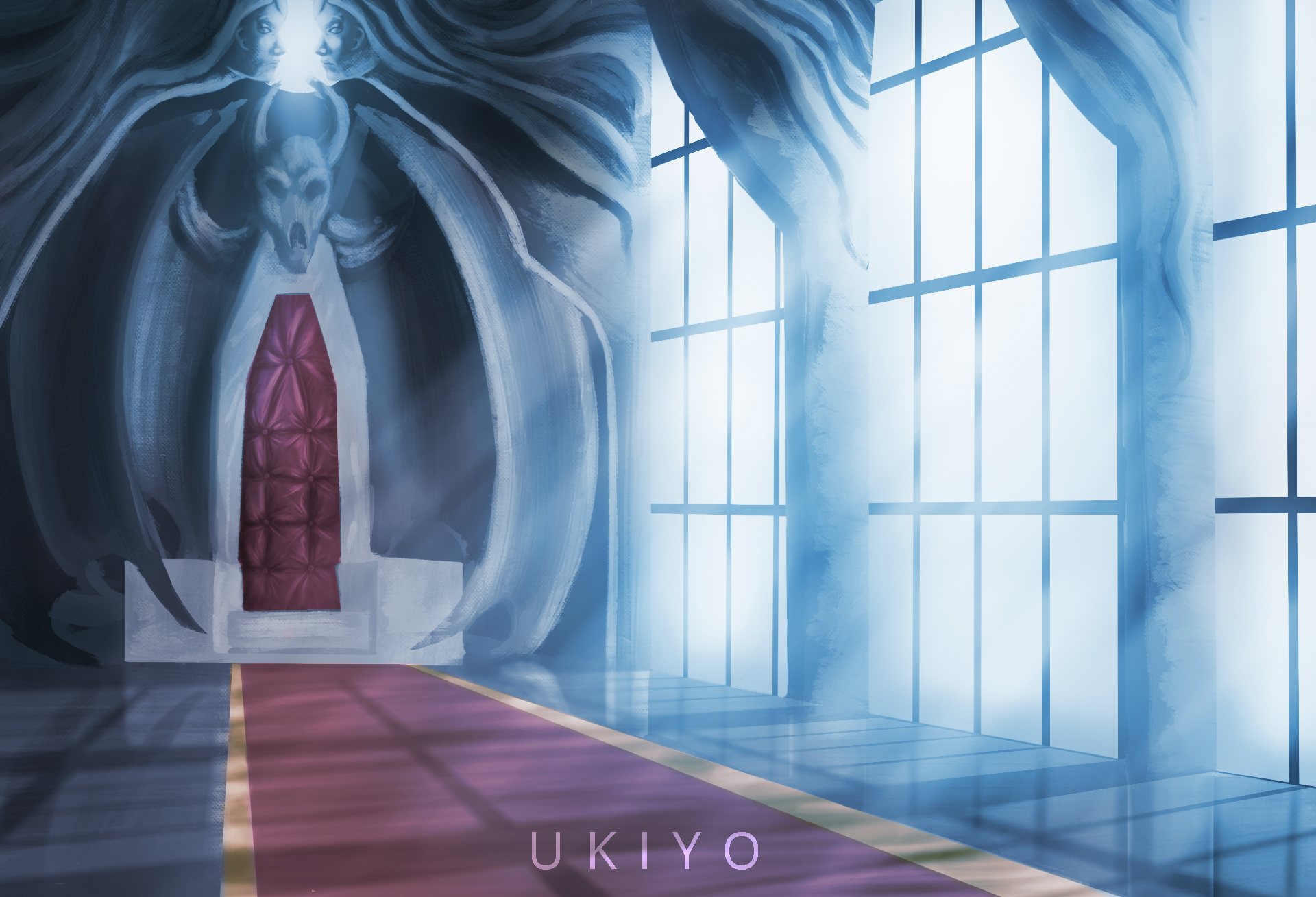 Throne Room by Ten-Tsuki