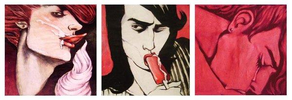 ice cream trilogy by Martwy