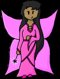 Shika the Fairy by kakuloo