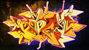 3D Graffiti Test