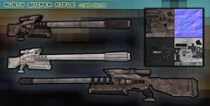 Rusty Sniper