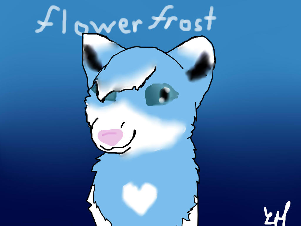 Flower frost by NeonCandyLights