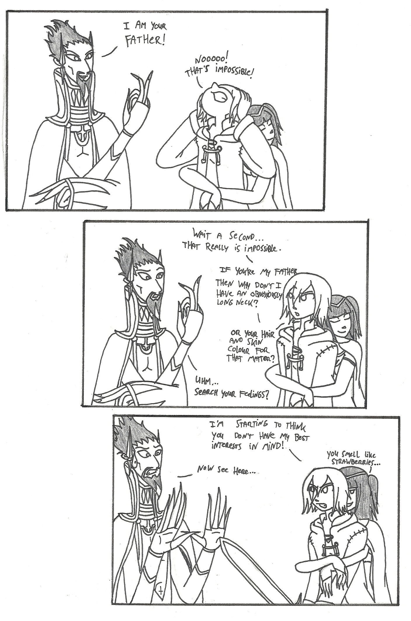 Fire Emblem Awakening chapter 13 (*Some Spoilers*) by misterj02