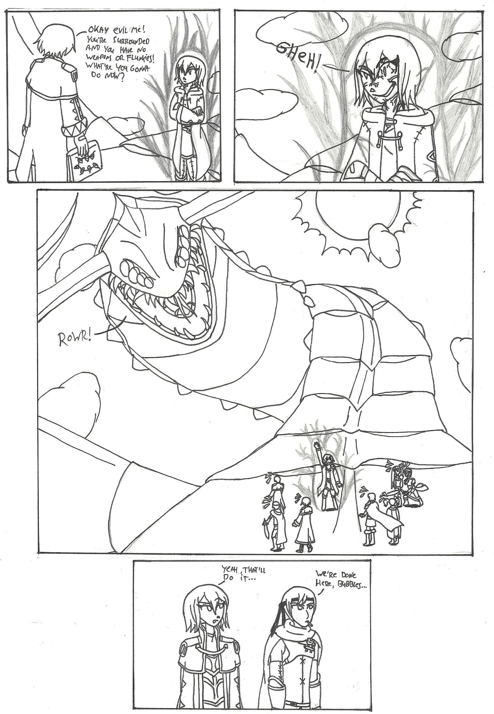 FireEmblem Awakening Final chapter (MAJOR spoiler) by misterj02