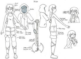 Hilda concept sheet by misterj02