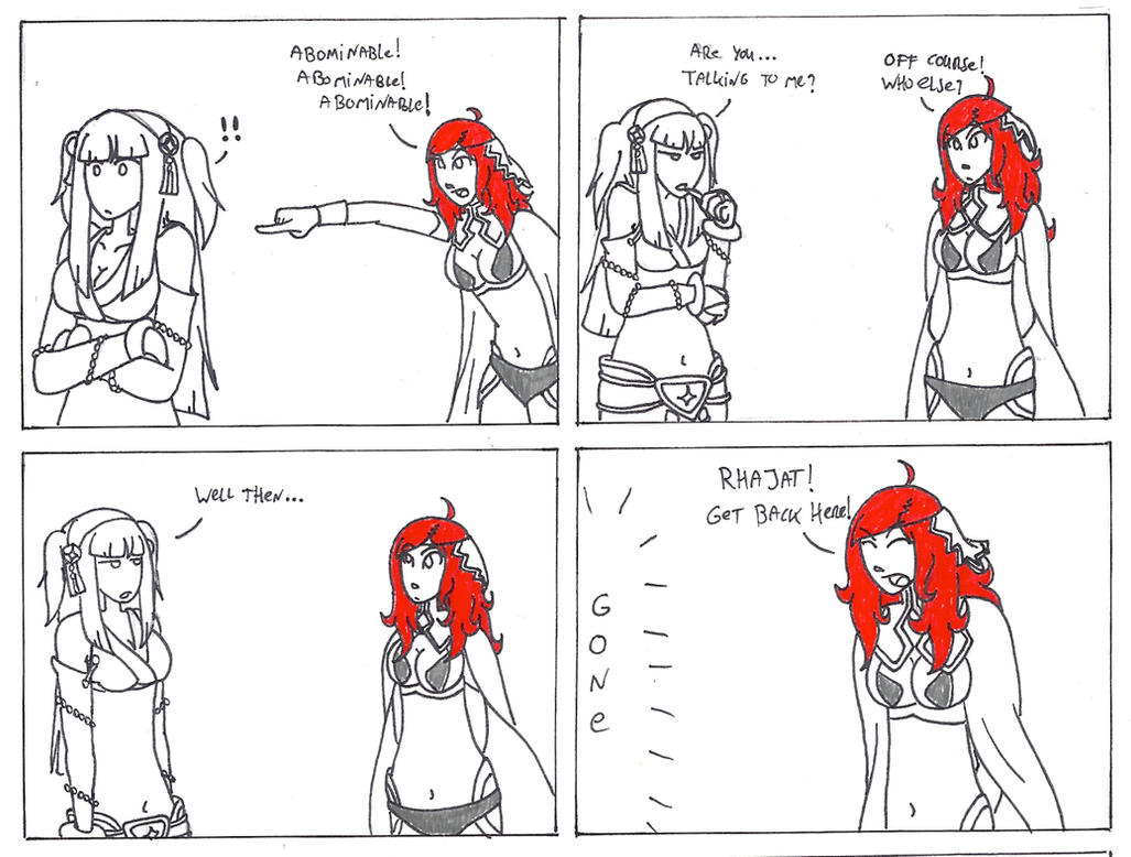 FE fates: Abominable by misterj02