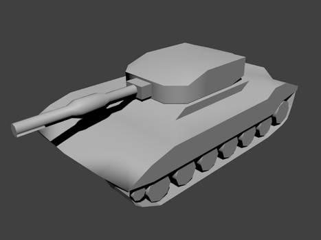 WIP Basic Tank