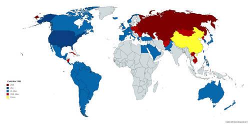 Cold War 1985