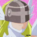 Angewomon - Archangel Digimon by xyz-dbz
