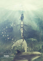 Forbidden Depths by MLArtistry
