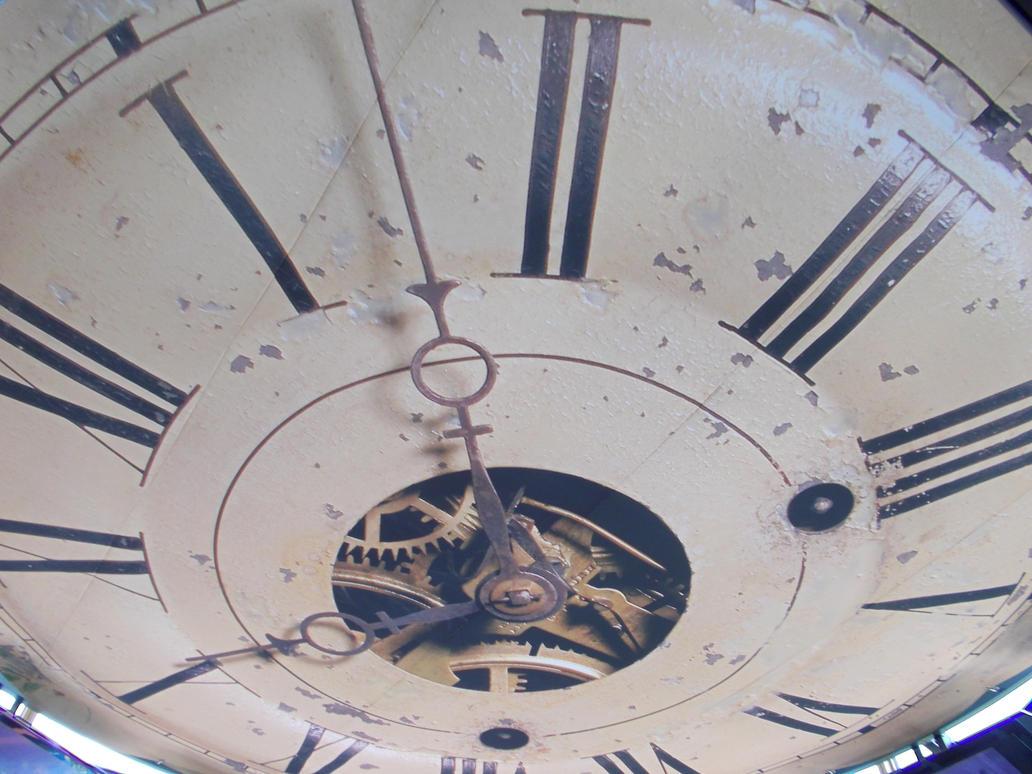 Clock Stock 01 by MLArtistry