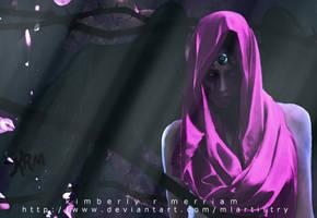 Dark Angel by MLArtistry