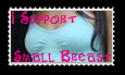 Small Breast Stamp by SmallBreastClub