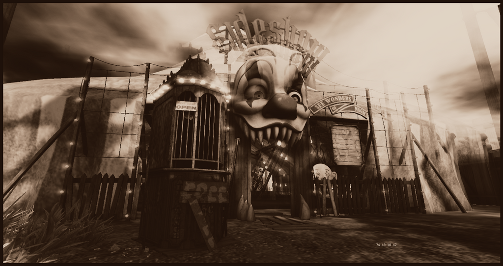 Circus 2 by SpookybooPuddleglum