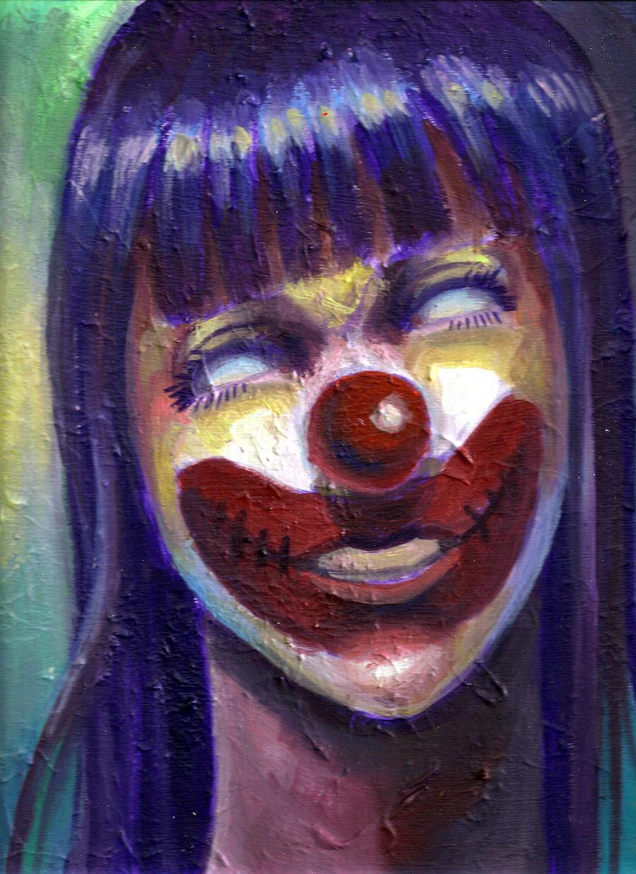 Clown Demon by Mallowbee on deviantART