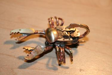 Scorpion by Paul-Nasca