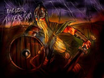 Viking by sugahara000