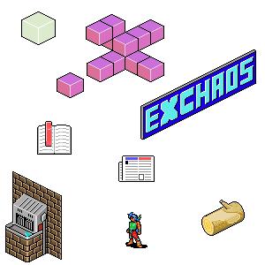 Pixel art: practise pieces by ExplainableChaos