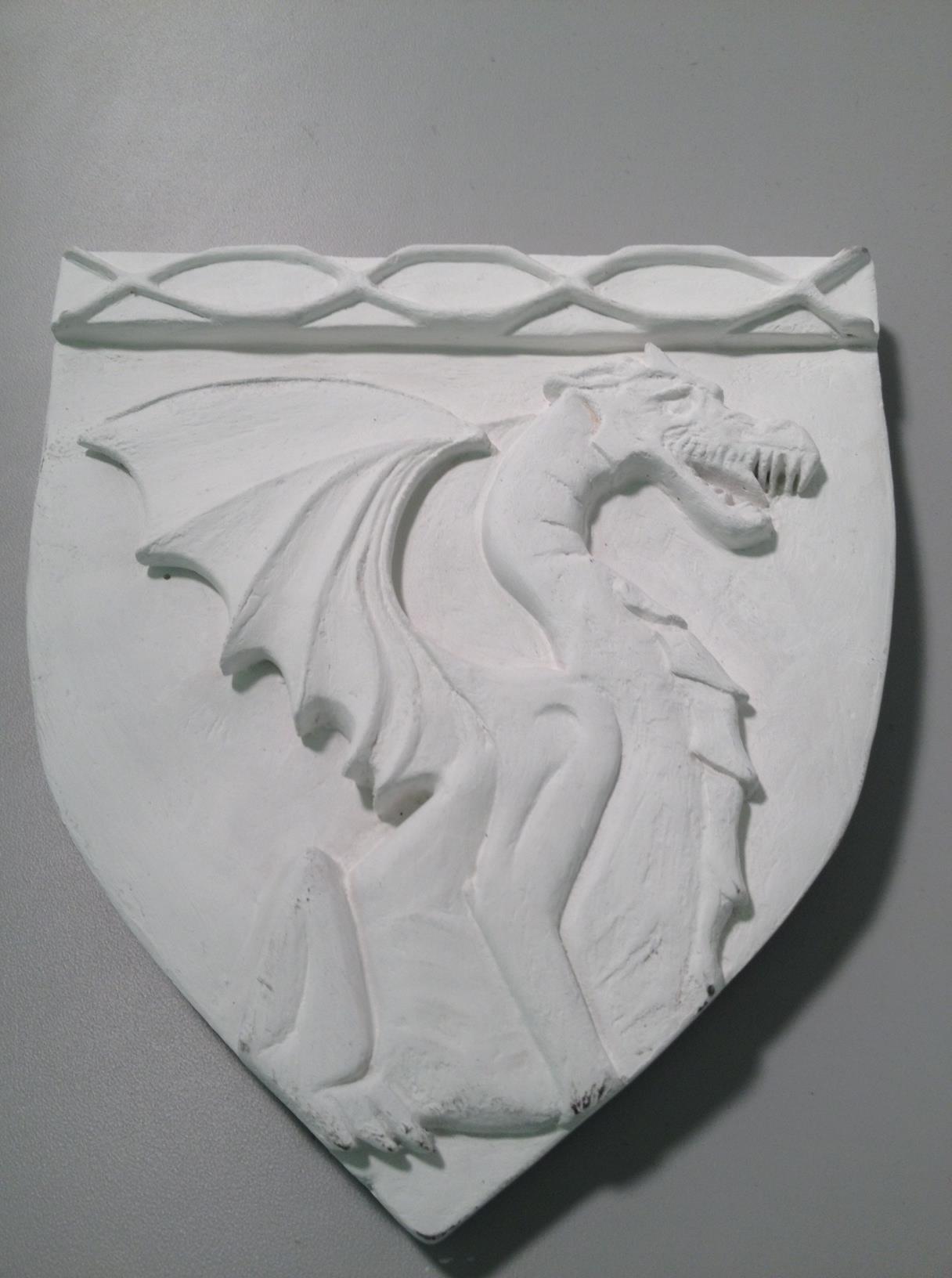 Slovenian inspired balsa foam carving by jonnypenn on