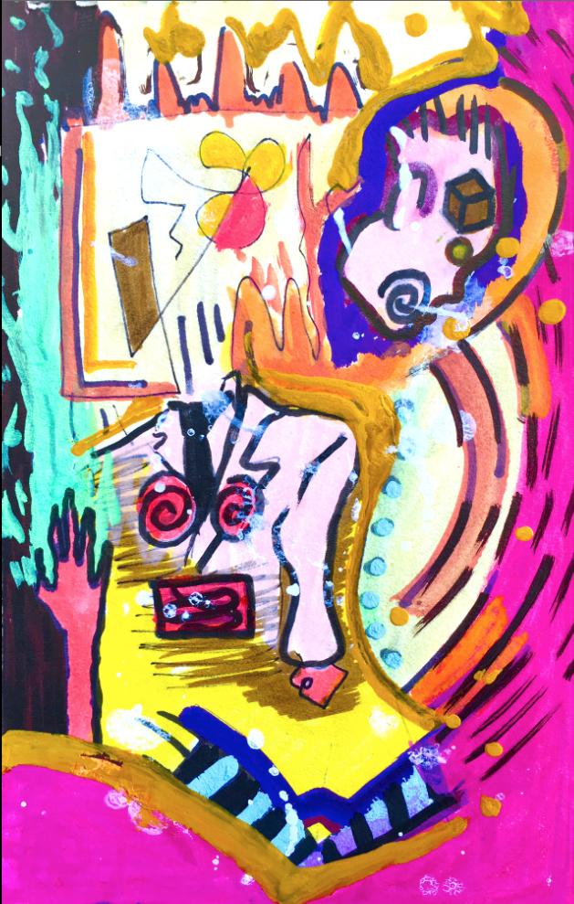 untitled drawing by JonnyPenn