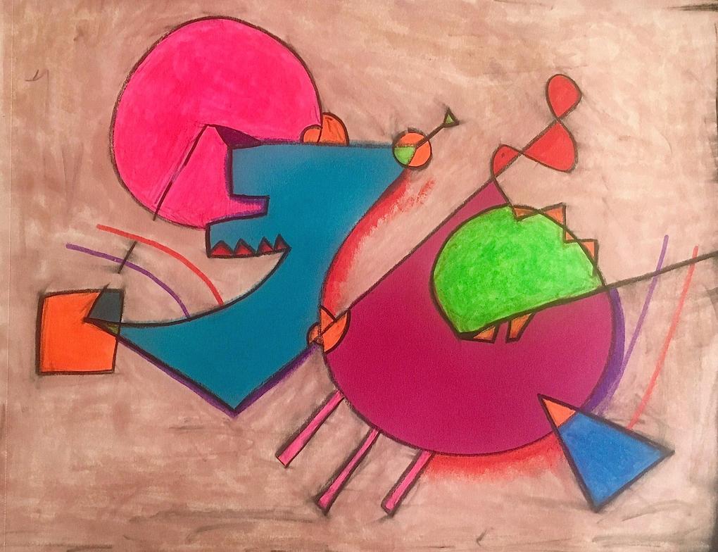 Untitled Drawing 3 by JonnyPenn