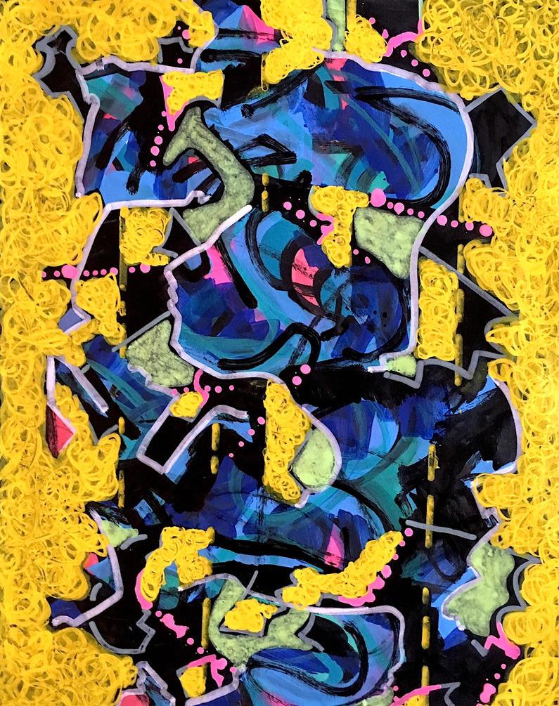 Lacuna #2 by JonnyPenn
