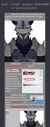 Fade Away Effect Tutorial by BlackBeltMaster