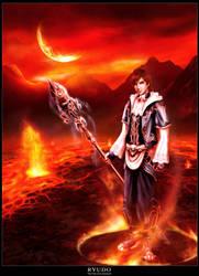 Ryudo - The Fire of a Sorcerer by Usaki-Ikasu